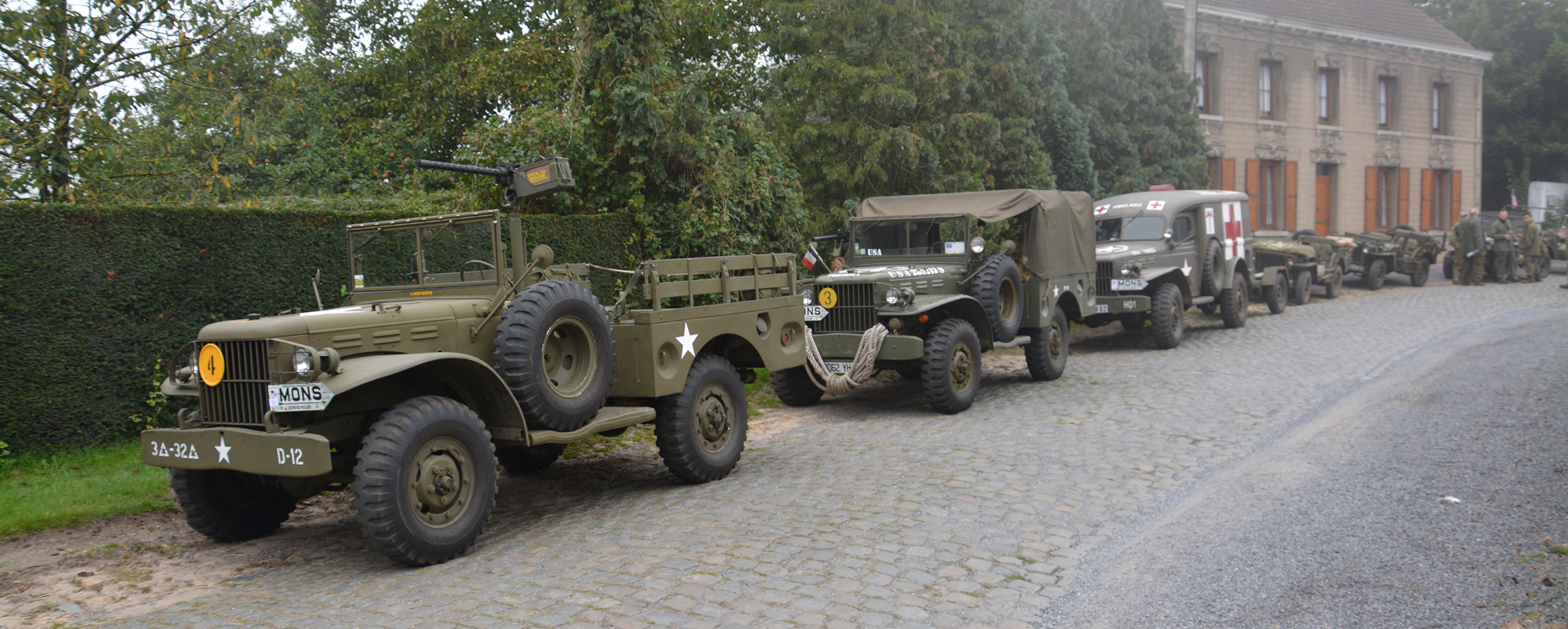 About my Dodge 3 4 ton Weapon Carrier homepage WW2 Dodge 3 4